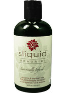 Sliquid Oceanics Organic Intimate Water Based Lubricant 8.5...